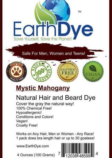 mystic mahogany natural hair dye